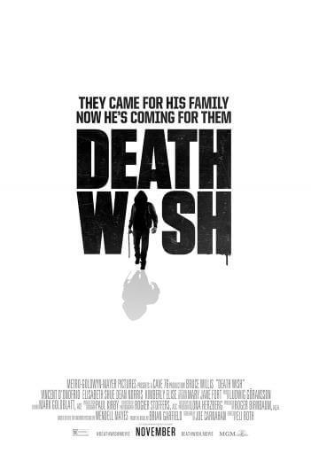 Film akcji Życzenie śmierci 2017 Bruce Willis