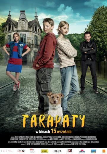 Film przygodowy dla dzieci Tarapaty 2017