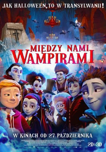 Bajka dla dzieci Między nami wampirami 2017