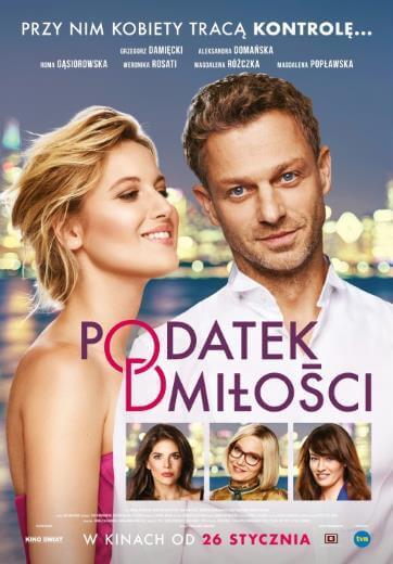 Polska komedia romantyczna Podatek od miłości 2018