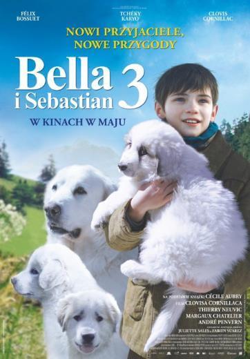 Film dla dzieci Bella i Sebastian 3 2018