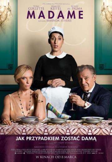 Komedia francuska Madame 2018