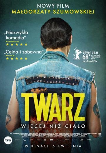 polski film Twarz Małgorzata Szumowska 2018