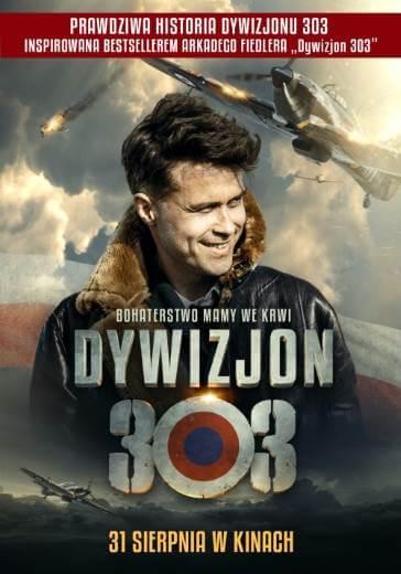 Film wojenny Dywizjon 303 2018