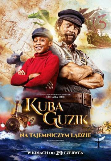 Film dla dzieci Kuba Guzik 2018