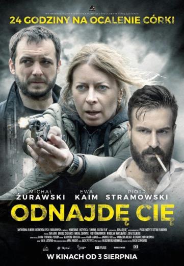 polski film sensacyjny Odnajdę cię 2018