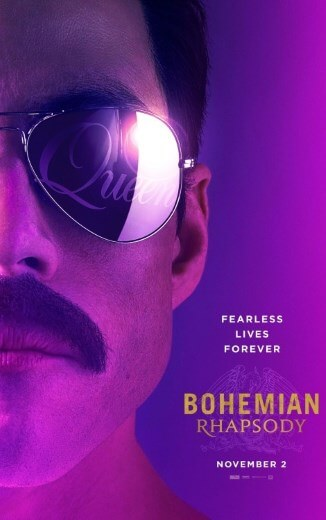 Film Bohemian Rhapsody Queen 2018