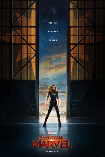 Film komiks Captain Marvel 2019