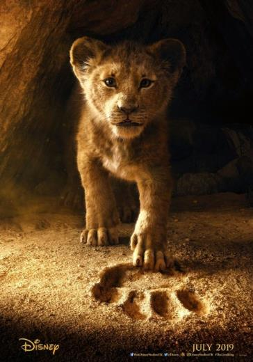Bajka dla dzieci Król Lew 2019