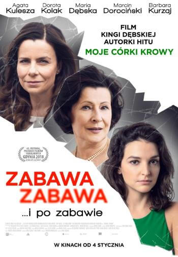 Polski film Zabawa zabawa 2018 Agata Kulesza