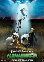 Bajka dla dzieci Baranek Shaun Film Farmageddon 2019
