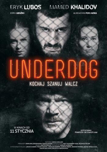 Film Underdog 2019 Mamed Chalidow