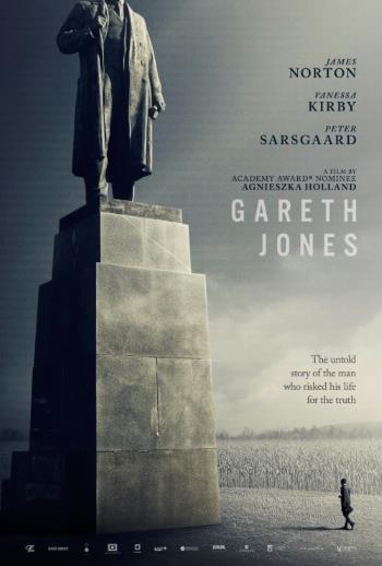 Thriller polityczny Obywatel Jones 2019 Agnieszka Holland