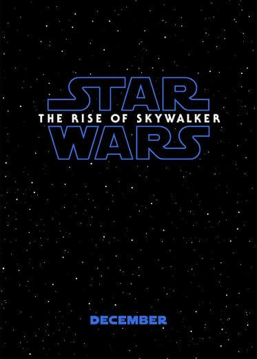 Film Gwiezdne wojny Star Wars Episode IX - The Rise of Skywalker 2019