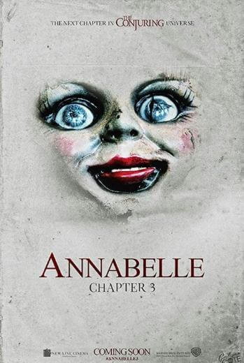 Horror ANNABELLE WRACA DO DOMU 2019