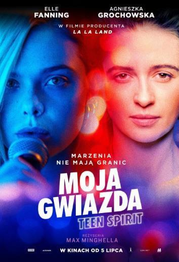 Film muzyczny Moja gwiazda Teen Spirit 2019