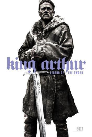 Film 3D Król Artur Legenda miecza 2017