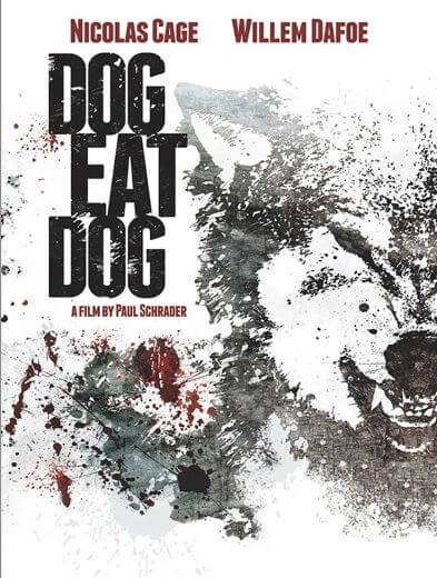 Film kryminalny Dog Eat Dog (2017) Nicolas Cage