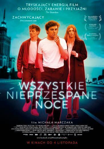 Film Wszystkie nieprzespane noce 2016