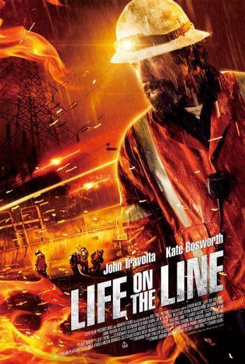 film przygodowy Life on the Line 2017 John Travolta