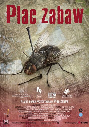 Film polski Plac zabaw 2016
