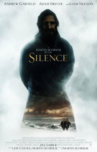 Milczenie Silence (2017) - Film Martina Scorsese, w kinach od 7 stycznia 2017