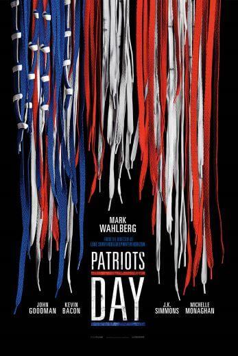 film dramatyczny Patriots Day Mark Wahlberg 2017