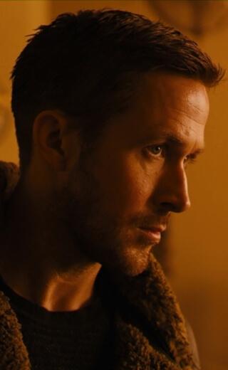 Film sci-fi Blade Runner 2049 2017 Ryan Gosling