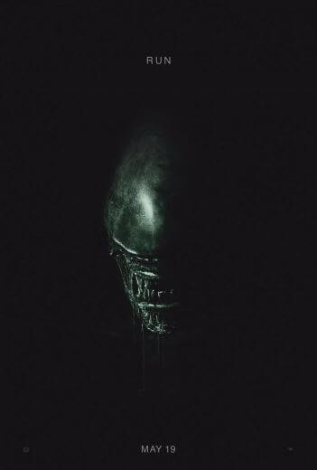 Film sci-fi Obcy: Przymierze Alien: Covenant 2017