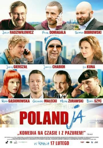 Polska komedia obyczajowa PolandJa 2017