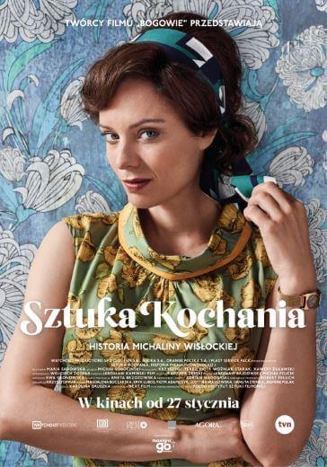 Polski film Sztuka kochania. Historia Michaliny Wisłockiej 2017