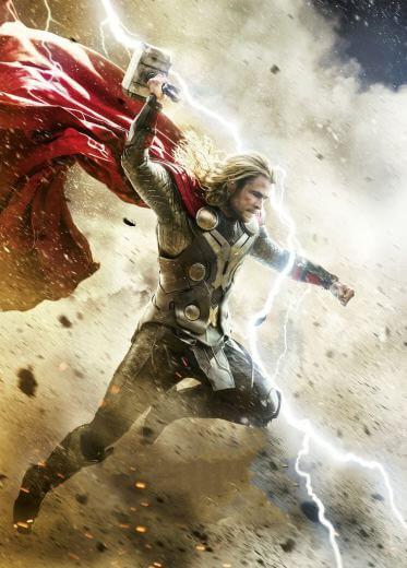 Film akcji Thor Ragnarok 2017