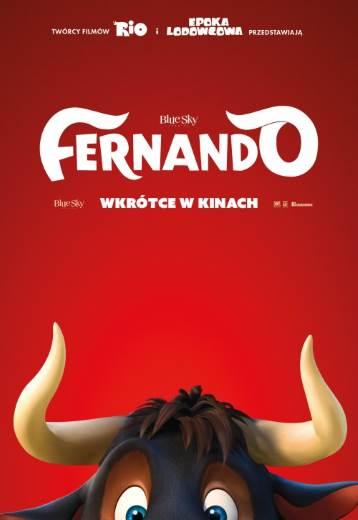 Bajka dla dzieci Fernando 2018