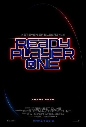 Film Sci-Fi Ready Player One 2018