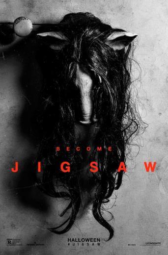 Horror Jigsaw 2017 Piła Dziedzictwo