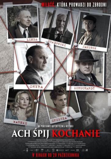 Polski film kryminalny Ach śpij kochanie 2017