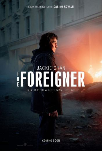 Film akcji The Foreigner 2017 Jackie Chan