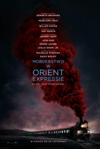 Film kryminalny Morderstwo w Orient Expressie 2017