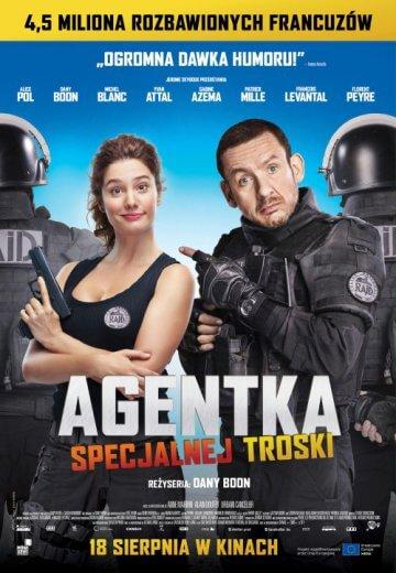 Komedia francuska Agentka specjalnej troski 2017