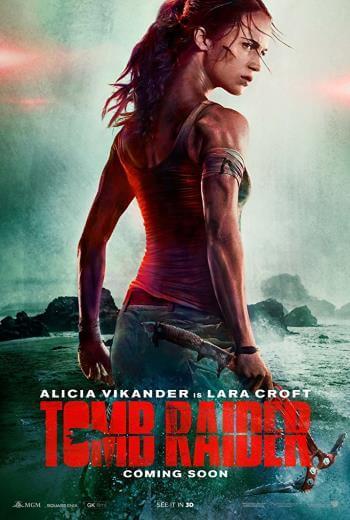 Film na podstawie gry Tomb Raider 2018