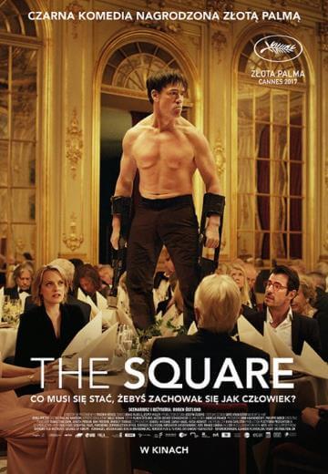 Komedia The Square 2017