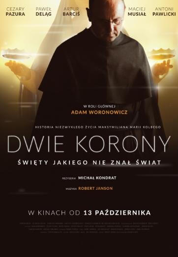 Film Dwie Korony Maksymilian Kolbe 2017