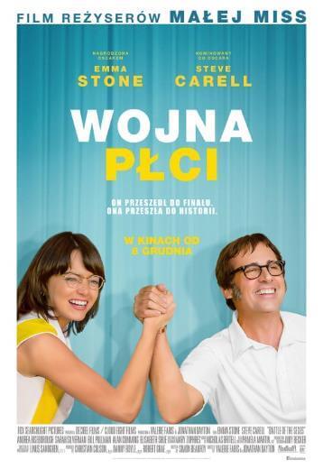 Film Wojna płci 2017