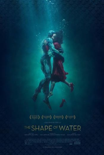 Film fantasy KSZTAŁT WODY 2018