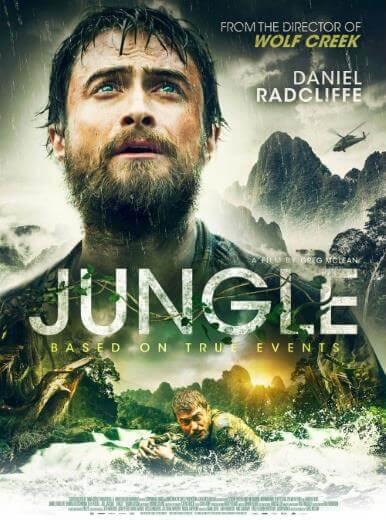 Film biograficzny Dżungla Yossi Ghinsberg Daniel Radcliffe 2017