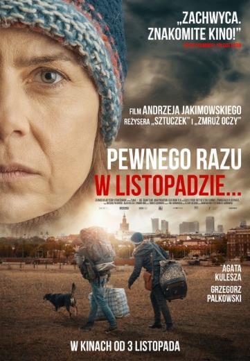 Zwiastun filmu Pewnego razu w listopadzie 2017