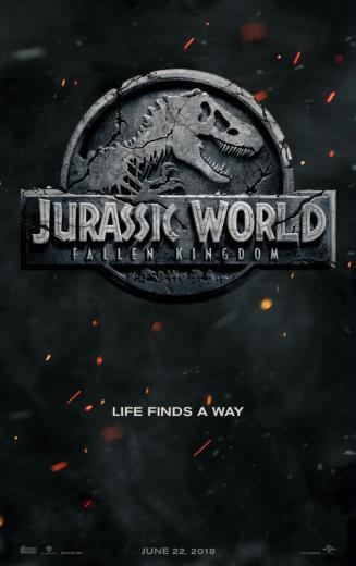 Film przygodowy Jurassic World Upadłe królestwo 2018
