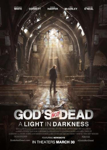Film Bóg nie umarł Światło w ciemności 2018