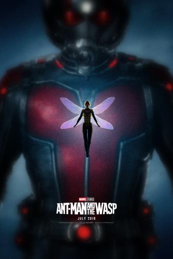 Film na podstawie komiksu Ant-Man and the Wasp 2018