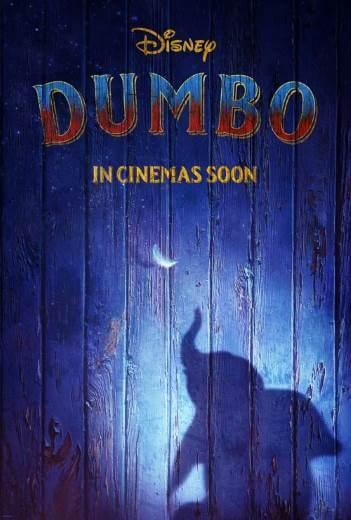 Bajka dla dzieci Dumbo 2019